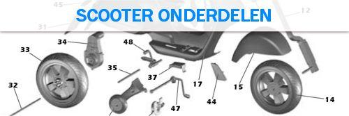 scooter-onderdelen