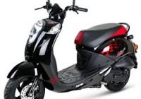 Sym het scooter merk met verschillende modellen