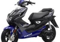 Yamaha Aerox scooter
