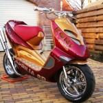 scooter opvoeren
