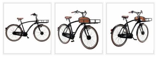 elektrische transportfietsen